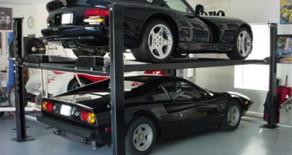 Garage/carrosserie.