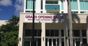 Tres beau Magasin de meubles et accessoires Interieur et Outdoor a vendre a Miami Downton, Disign District.